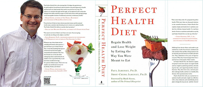 Perfect Health Diet Cover