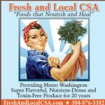 Fresh and Local CSA